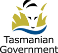 tasmanian government logo